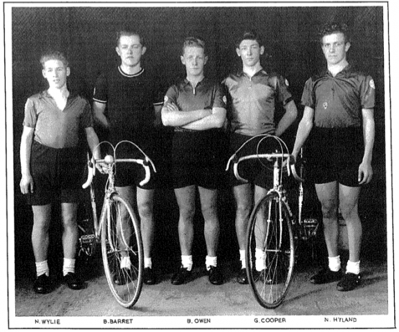 1950s Junior Premiership Team