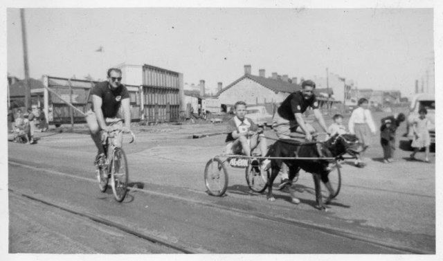 1956 Marrickville Jubilee Parade